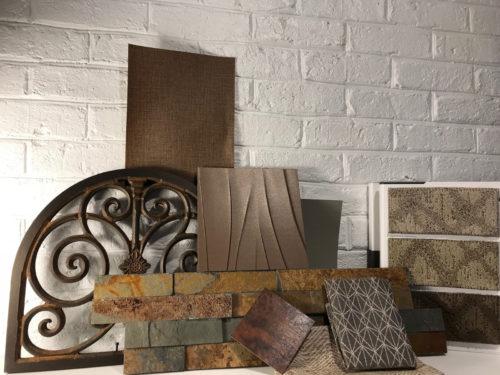 Picture of home interior design artwork