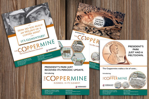 Samples of work done for Copper Mine