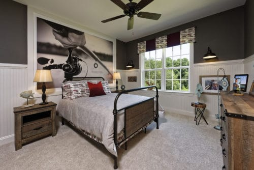 A memorable theme room that created impact