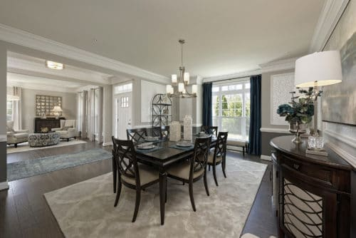 Award-winning model in Clinton Md helped builder achieve record sales above goal and outpacing submarket