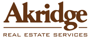 Akridge Real Estate logo
