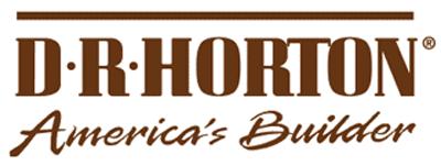 D R Horton logo