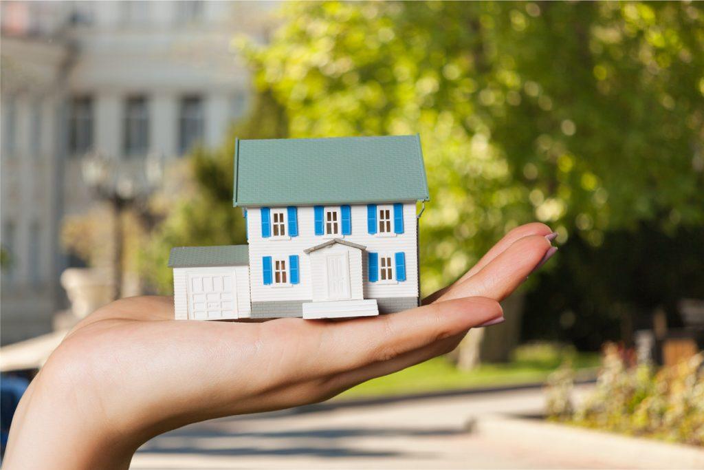 real estate branding for family style homes